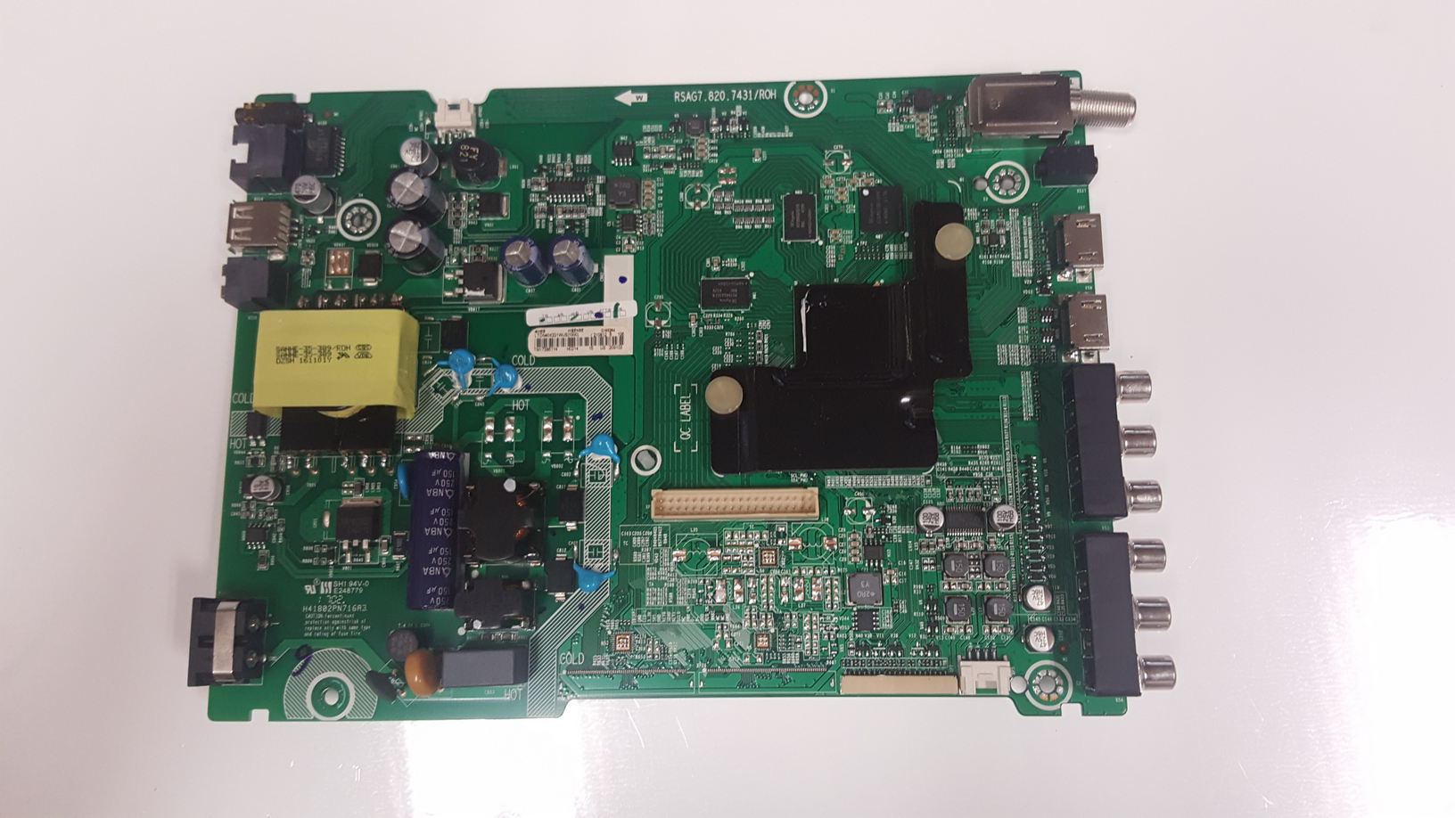 Hisense 200538 Main Board    Power Supply For 40h5b  Hard Tech Group