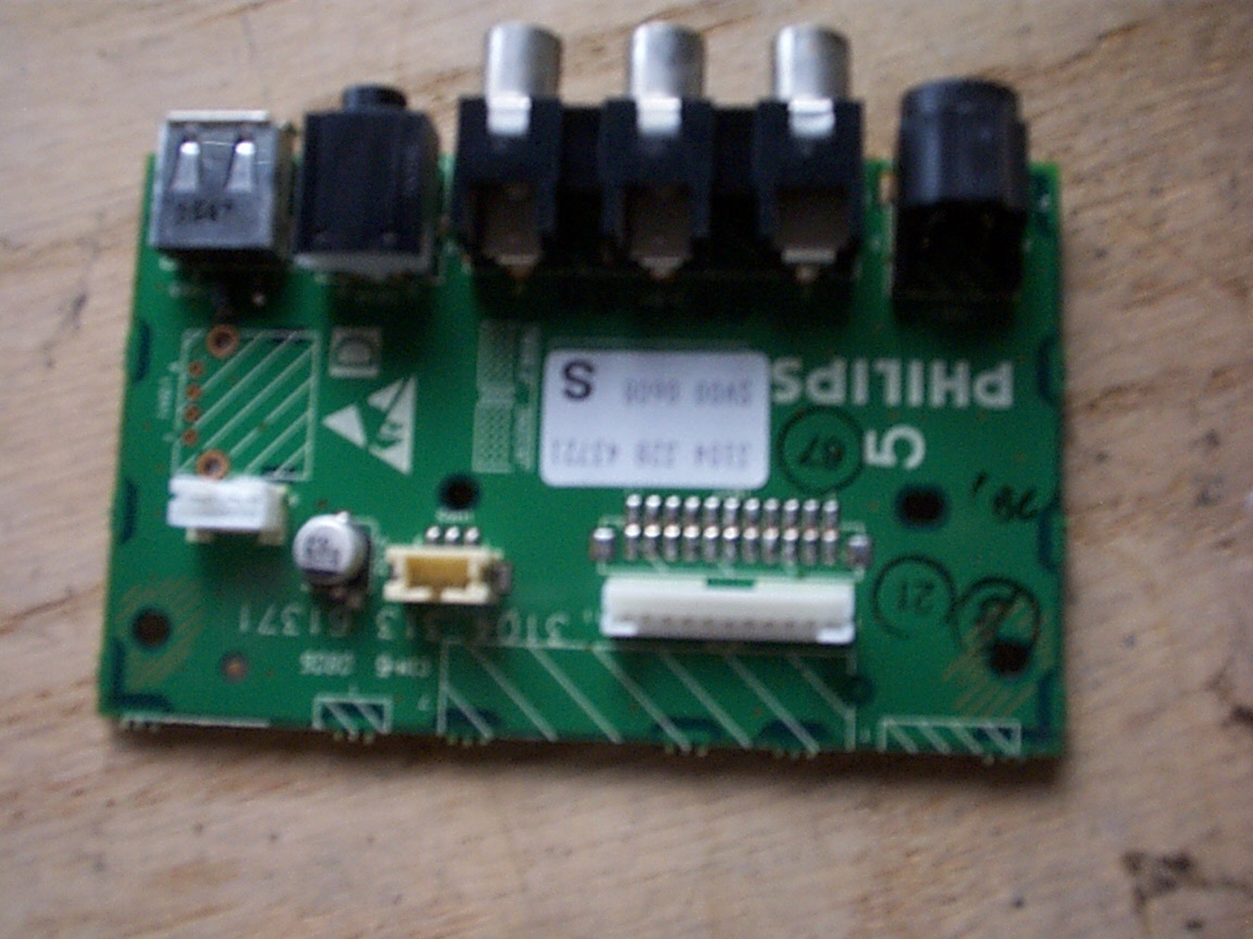 Philips 42PF5321D/37 Interface Board 3104 313 61371