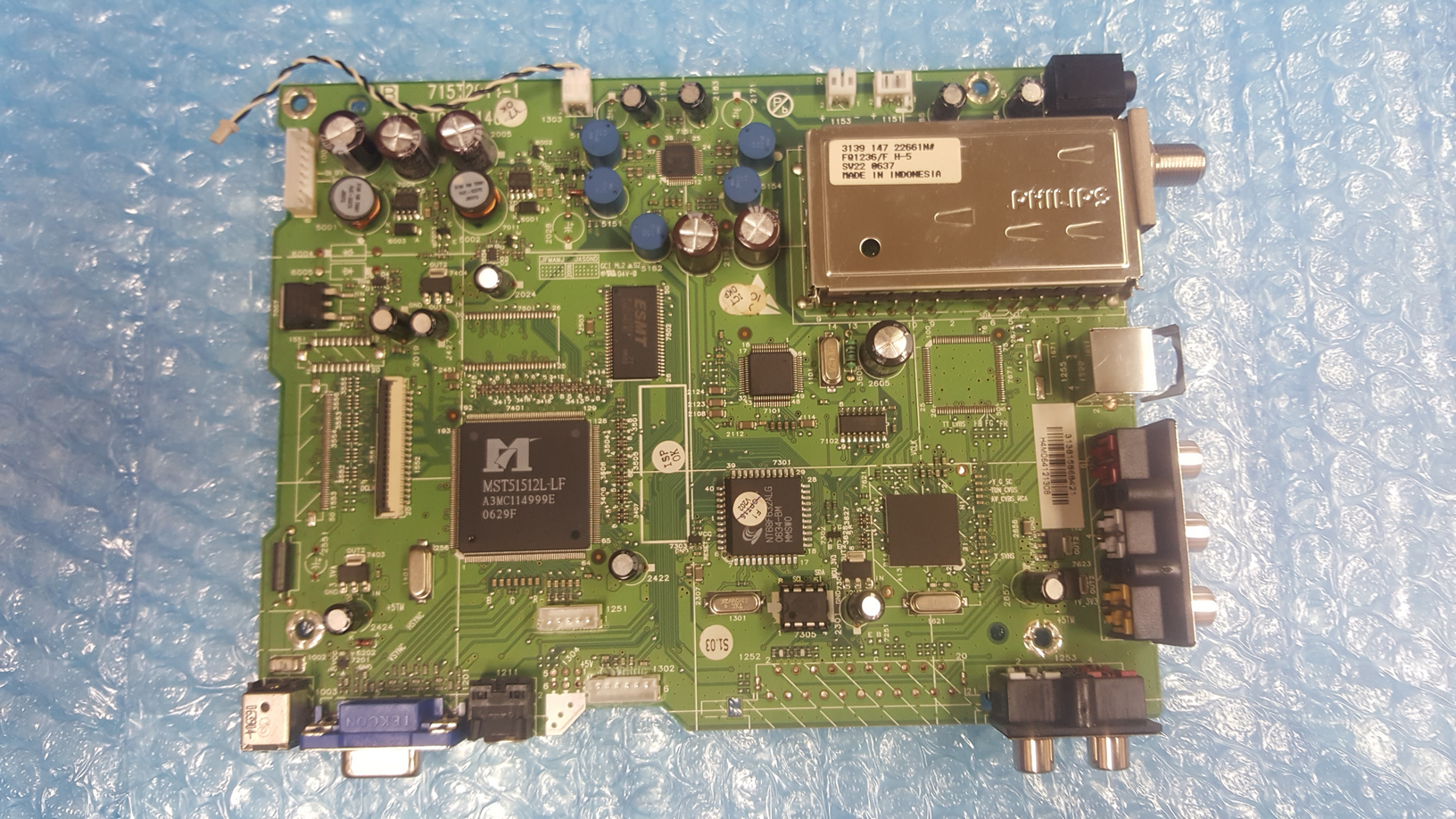 Philips 313815868421 (715T2014-1) Main Board for 15MF605T/17