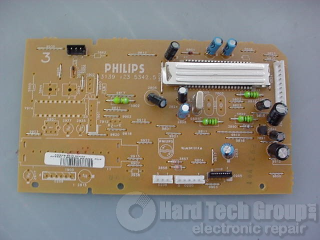 Philips Projection PCB Board PN: 3139-123-5342.5