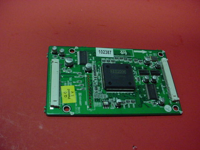 Insignia NS-32LCD PCB Video Board LCD Controller 782.32FB18-520A