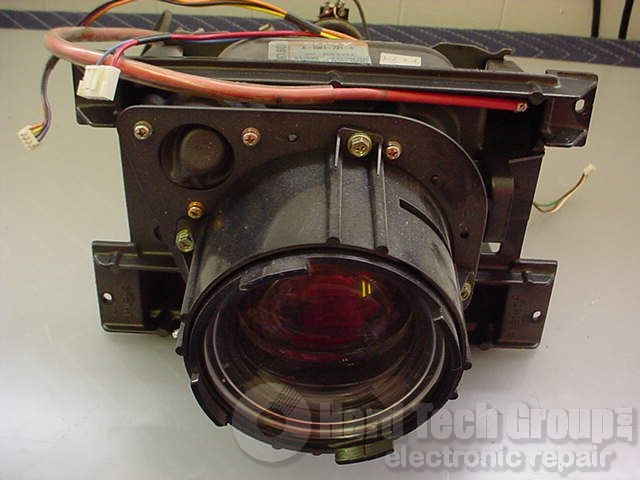 Sony CRT Projection Picturetube Assembly PN: A-1501-731-a