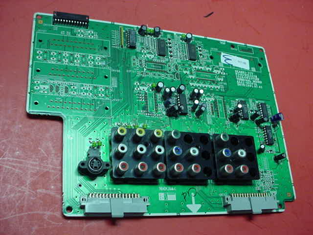 Aa41-00343a Samsung Pcl5415r Projection TV Terminal Board