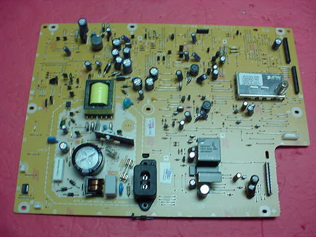 Philips 22PFL4505D/F7 Power Supply Board PCB PN: BA0177F0101