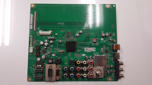 LG EBT61397430 Main Board for 60PV450-UA Version 1