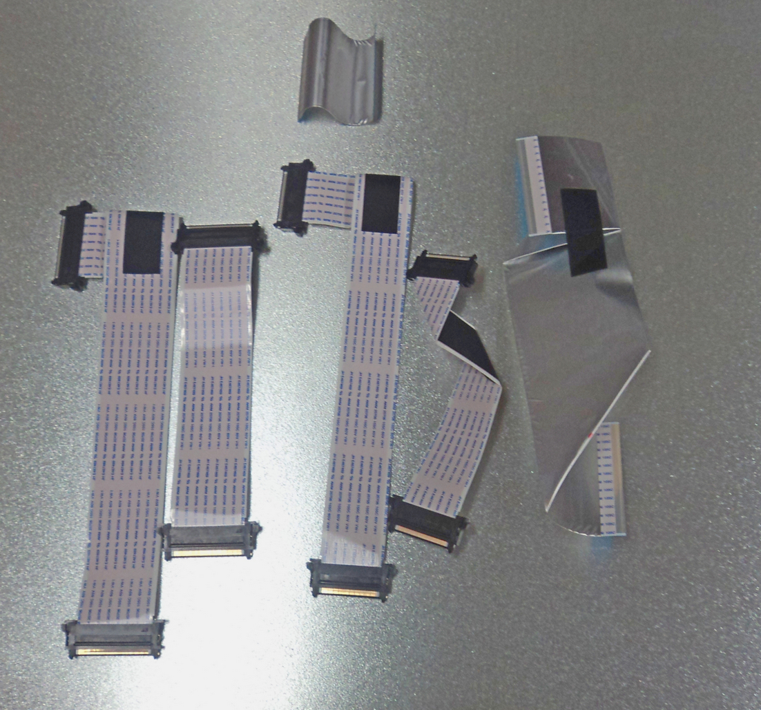 Panasonic FRC Board LVDS Ribbon Cables for TC-65CX400U TC-65CX420U TC-55CX400U TC-55CX420U