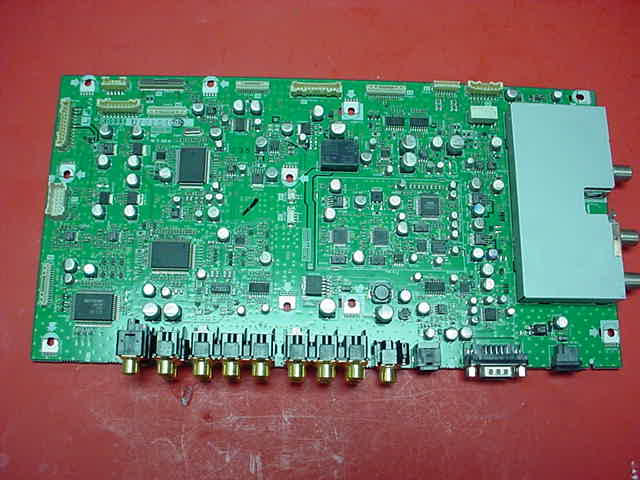 Sharp Aquos TV LC45GD4U PCB INPUT BOARD PN: UJ0154 KD006 XD006WJ
