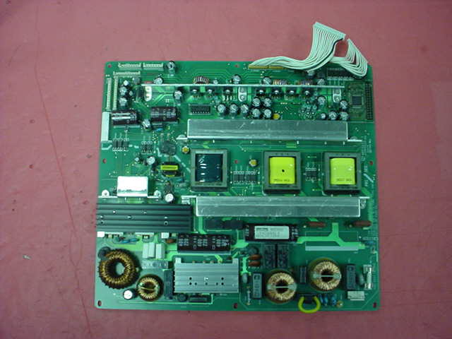 Toshiba FPT 526E PCPF0035-38C Power Supply Board