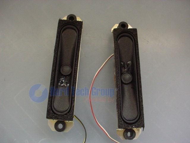 Vizio E321vl Speakers Set PN: N0551261 50