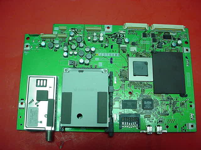 Sharp Aquos TV LC45GD4U PCB TUNER BOARD PN: UJ2754 QPWBXC307WJN1 KC307