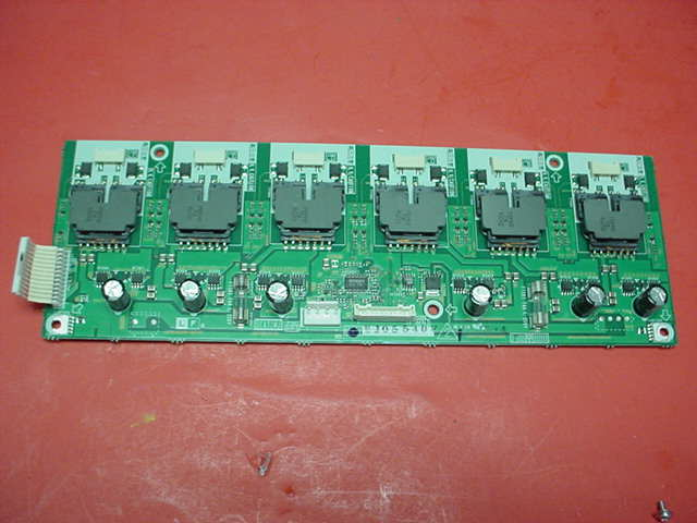 Sharp Aquos TV LC45GD4U Inverter Board PN: UJ0554 SC471WJ