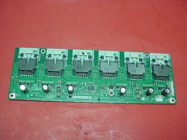 Sharp Aquos TV LC45GD4U INVERTER BOARD PN: UJ0554 SC472WJ