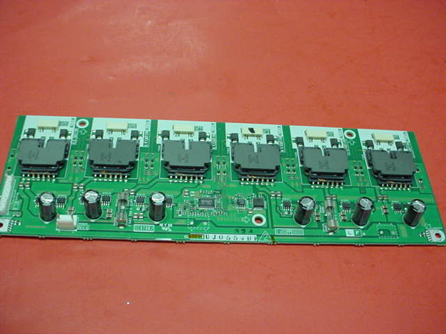 Sharp Aquos TV LC45GD4U INVERTER PCB PN: SC474WJ