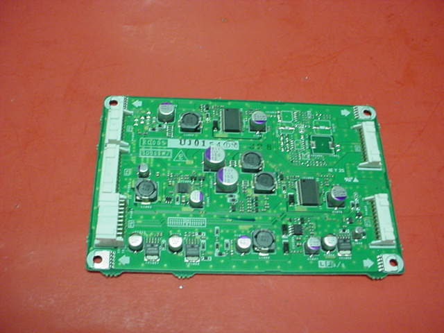 Sharp Aquos TV LC45GD4U PCB PN: UJ0154 SD005WJ