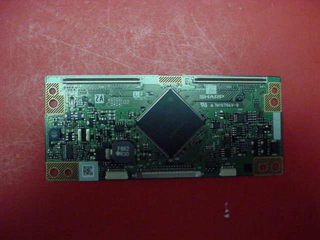 Sharp AQUOS LC-32D41U PCB Video Controller Board PN: X3509TP 2A