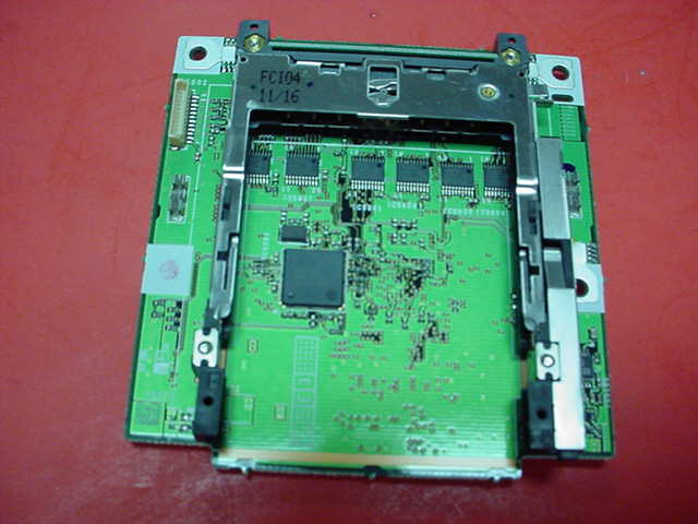 Sharp Aquos TV LC45GD4U PCB BOARD PN: UJ0654 XC544WJ