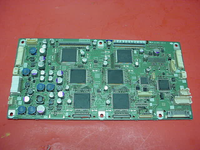 Sharp Aquos TV LC45GD4U PCB BOARD PN: UJ0154 XD001WJ