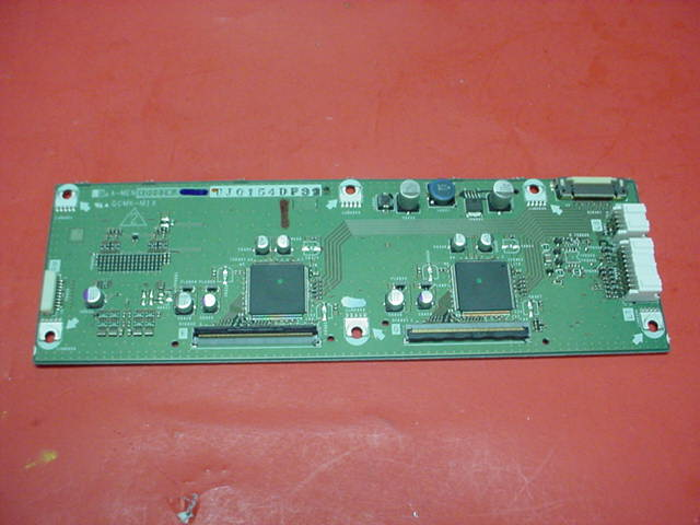 Sharp Aquos TV LC45GD4U PCB PN: UJ0154 XD002WJ