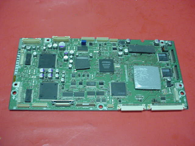 Sharp Aquos TV LC45GD4U PCB BOARD PN: UJ0154 XD003WJ