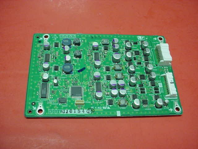 Sharp Aquos TV LC45GD4U PCB PN: UJ0154 XD004WJ