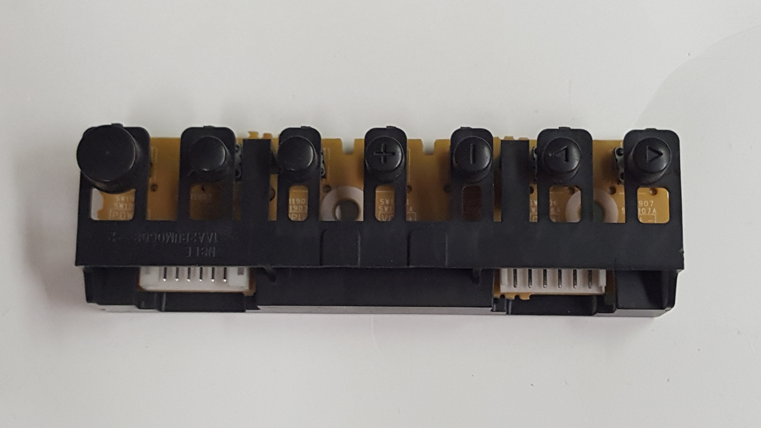Sanyo 1AA4B10N2460A Power Button Board For DP42840
